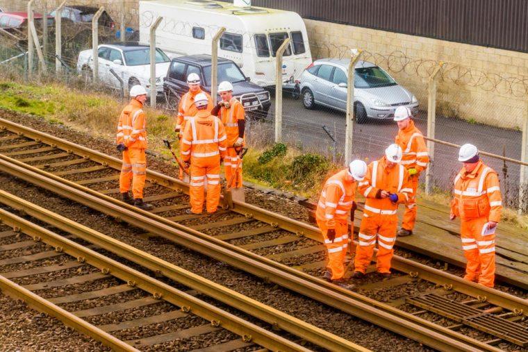 train track investigation